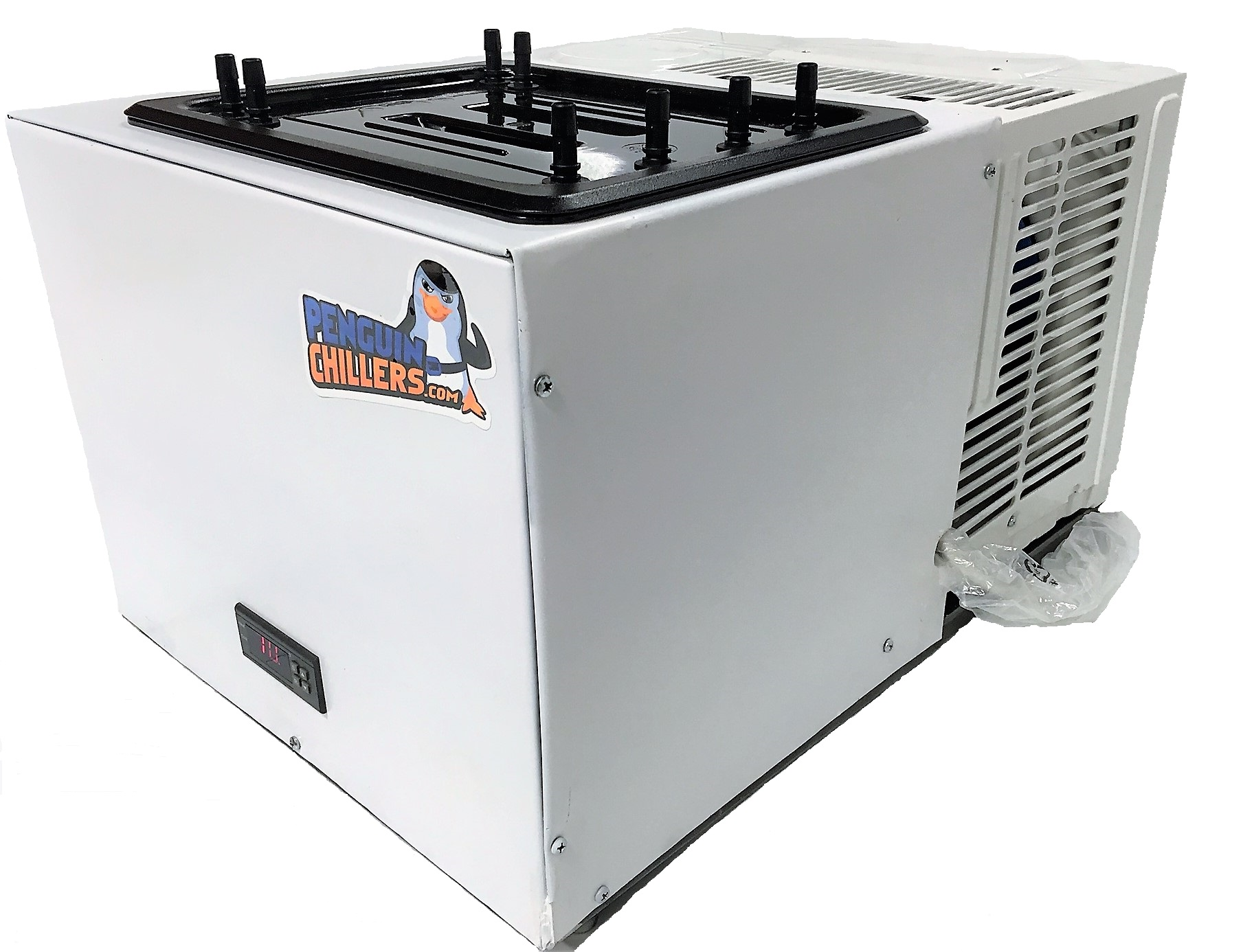 Details about 1/2HP Glycol Chiller 28F / perfect for 7 gallon or 14 gallon  Conical Fermenter